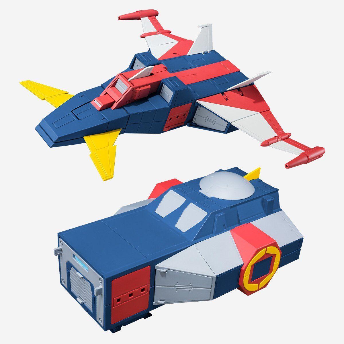 スーパーミニプラ 無敵ロボ トライダーG7 トライダー・シャトル&トライダー・ニューシャトルセット【PB限定】_0