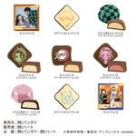 鬼滅の刃チョコアソート缶_1