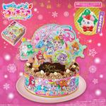 【特典あり】キャラデコクリスマス トロピカル〜ジュ!プリキュア(チョコクリーム)(5号サイズ)_0