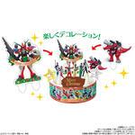 【特典あり】キャラデコクリスマス 騎士竜戦隊リュウソウジャー[5号サイズ]_3
