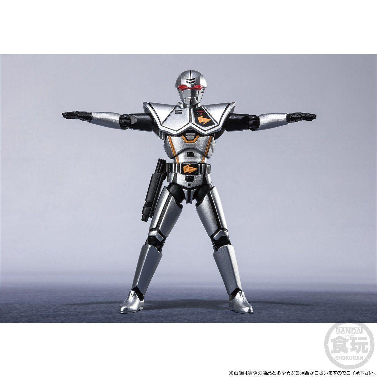 SHODO SUPER バイオハンター・シルバ【プレミアムバンダイ限定】_8