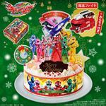 【特典あり】キャラデコクリスマス 魔進戦隊キラメイジャー[5号サイズ]_0