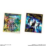 仮面ライダー 色紙ART4_5