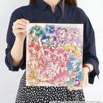 プリキュア色紙ART メモリアルセット−Second−【プレミアムバンダイ限定】_5