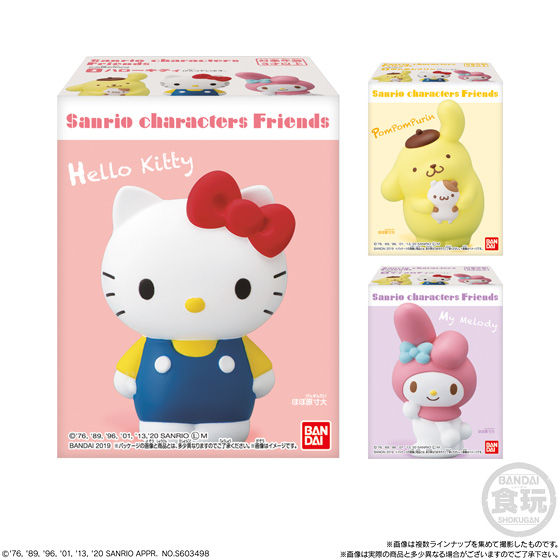 Sanrio Characters Friends_5