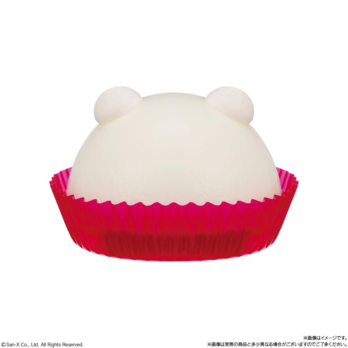 キャラデコmini すみっコぐらしのケーキ しろくま_4