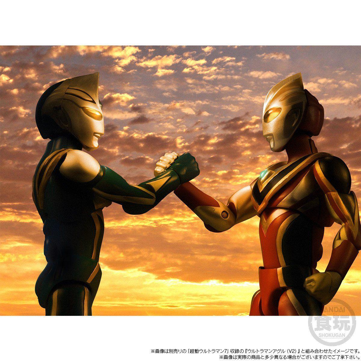 超動ウルトラマン ウルトラマンガイア -天使降臨-【プレミアムバンダイ限定】_8