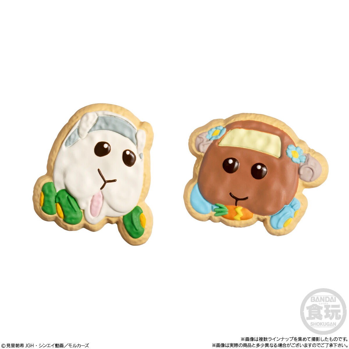 PUI PUI モルカー COOKIE MAGCOT_5