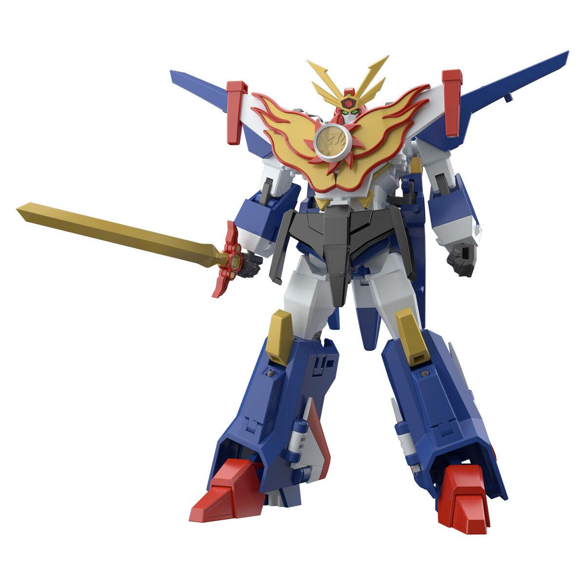 SMP [SHOKUGAN MODELING PROJECT] 太陽の勇者ファイバード_0