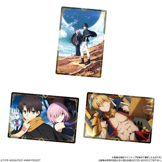 Fate/Grand Order -絶対魔獣戦線バビロニア- ウエハース_7