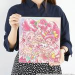プリキュア色紙ART-メモリアルセット-【プレミアムバンダイ限定】_6