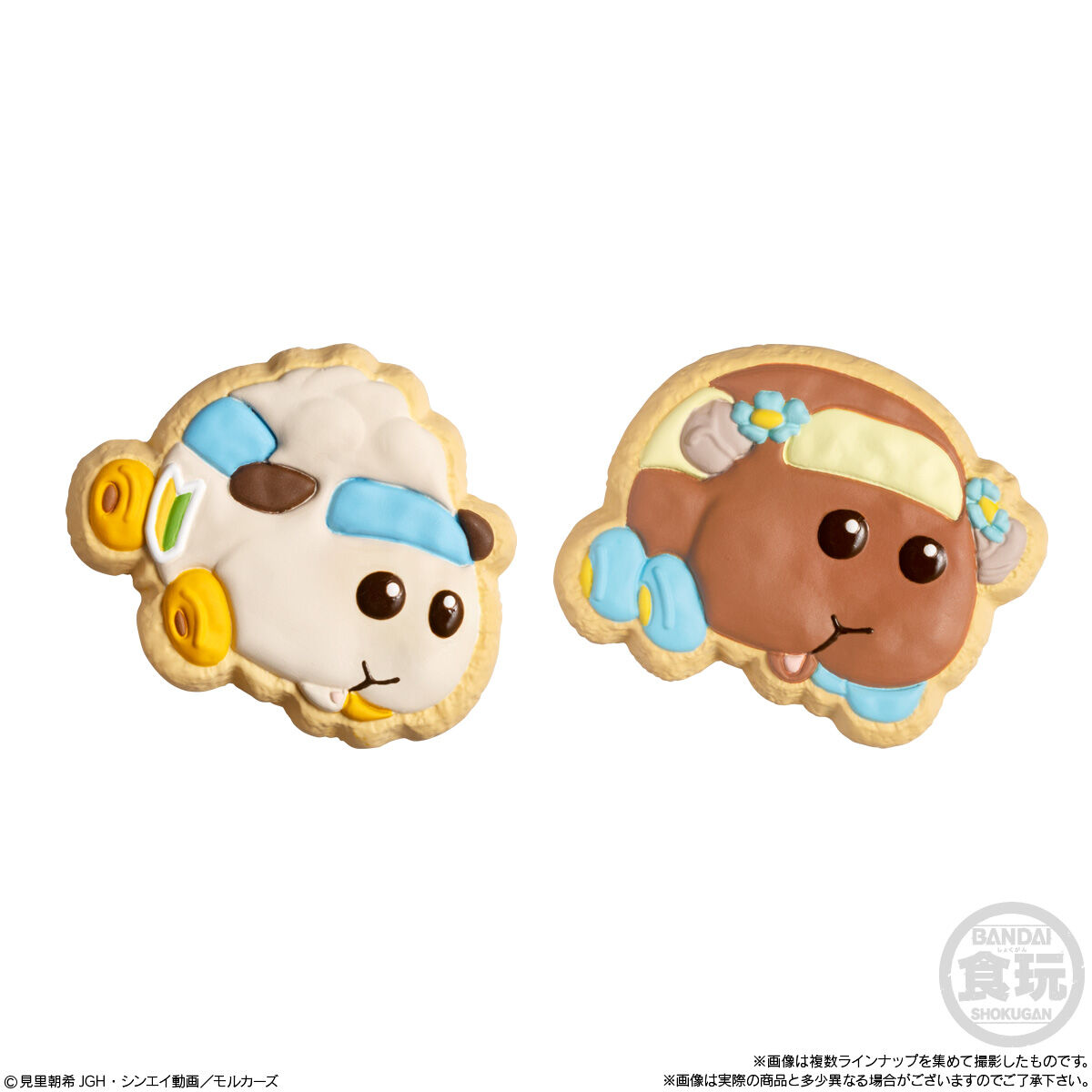 PUI PUI モルカー COOKIE MAGCOT_3