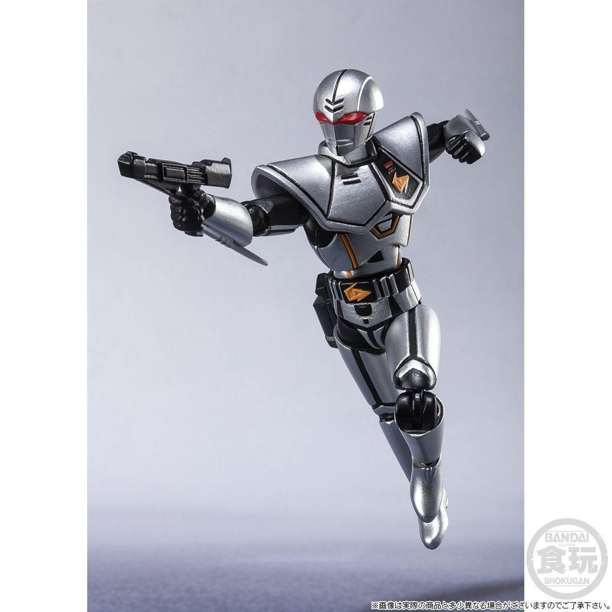 SHODO SUPER バイオハンター・シルバ【プレミアムバンダイ限定】_5