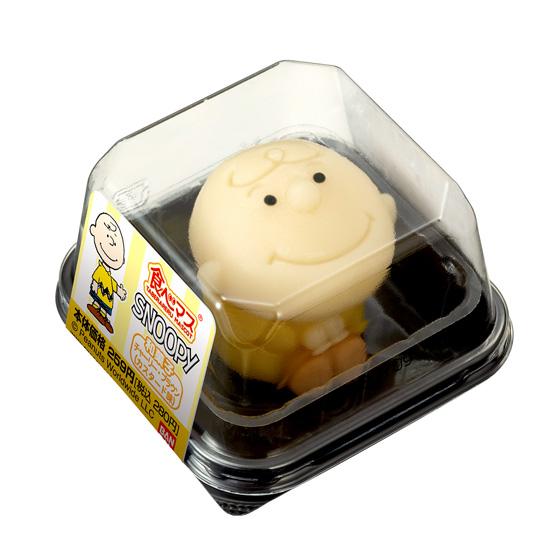 食べマス スヌーピー チャーリー・ブラウン_0