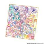 プリキュア色紙ART-メモリアルセット-【プレミアムバンダイ限定】_2