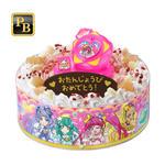 キャラデコお祝いケーキ スター☆トゥインクルプリキュア[5号サイズ]_0