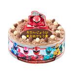 キャラデコお祝いケーキ 魔進戦隊キラメイジャー(チョコクリーム)[5号サイズ]_8