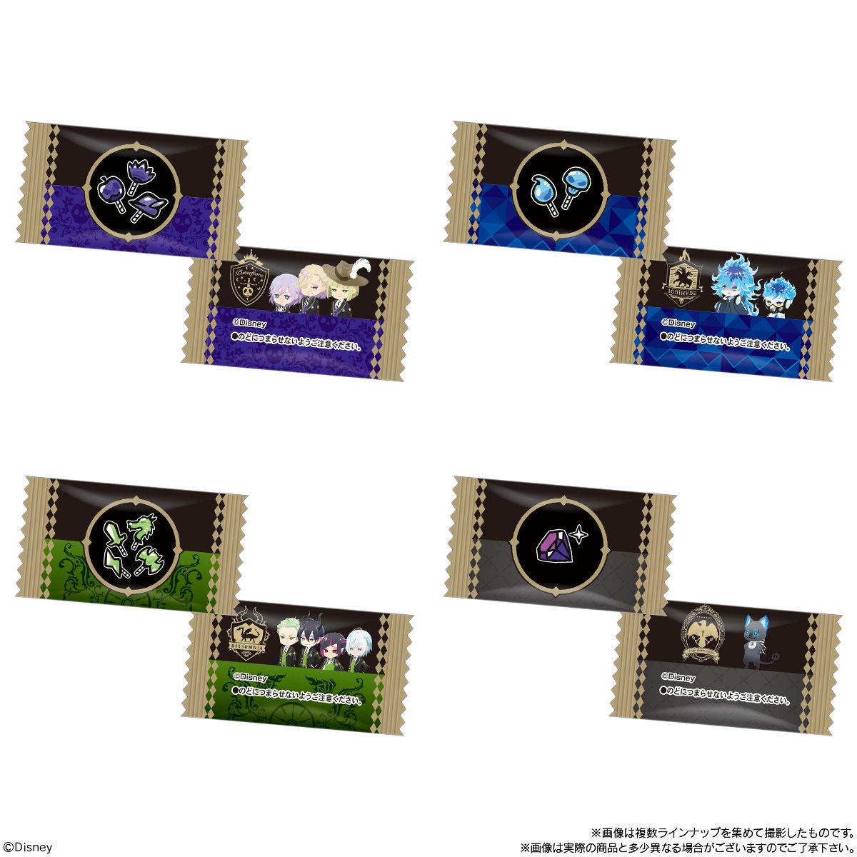 ディズニー ツイステッドワンダーランド キャンディ缶コレクション_8