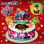 【早期予約キャンペーン】キャラデコクリスマス 仮面ライダーリバイス(5号サイズ)_0