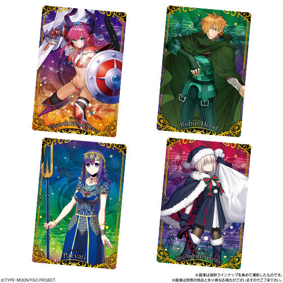 Fate/Grand Orderウエハース5_5
