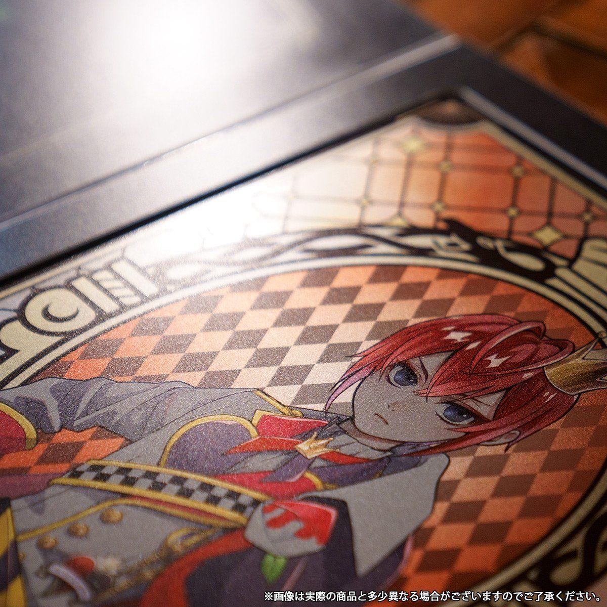 メタリックアートコレクション ディズニー ツイステッドワンダーランド【プレミアムバンダイ限定】_3