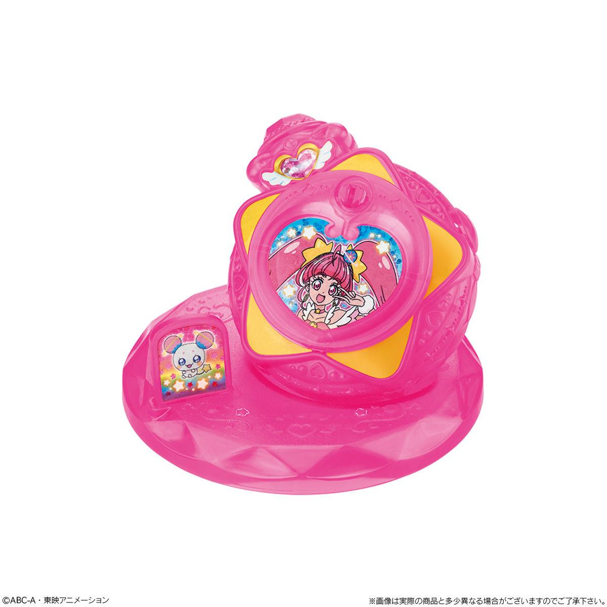 キャラデコお祝いケーキ スター☆トゥインクルプリキュア(チョコクリーム)[5号サイズ]_1