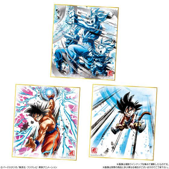 ドラゴンボール色紙ART10_3