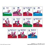 東京2020パラリンピックマスコット ソメイティ ステッカーウエハース_2