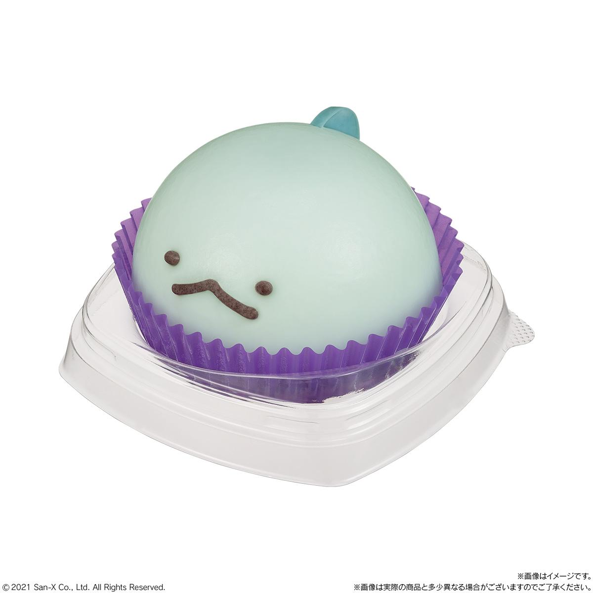 キャラデコmini すみっコぐらしのケーキ とかげ_2