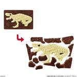キャラパキ 発掘恐竜(2021年9月リニューアル)_3