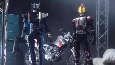 バトルモードも再現可能なオートバジン!SHODO-Xシリーズ最新情報!