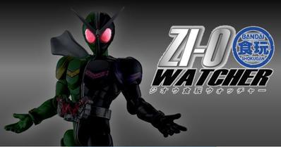 【ジオウ食玩WATCHER vol.10】発売直前!! SGライドウォッチ02!! 初公開!! 新ブランドが誕生!!