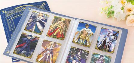 Fate/Grand Order ウエハース カードファイルの商品情報を公開しました