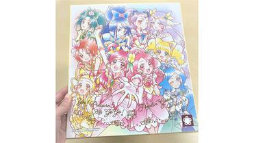 【3/20 11:00予約受付開始!】プリキュア色紙ARTメモリアルセット-Second-