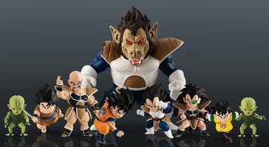 【ドラゴンボールアドバージ モーション】DRAGONBALL ADVERGE MOTION5&ベジータ(大猿)セットが登場!