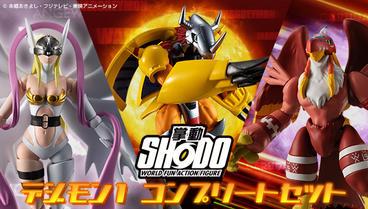 SHODO デジモン1|発売日:2020年10月|バンダイ キャンディ公式サイト