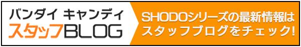 SHODOシリーズの最新情報はスタッフブログをチェック!